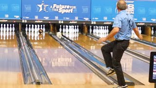 Norm Duke Running it Out!! | USBC US Open