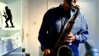 Let's Fall in Love on Tenor Sax