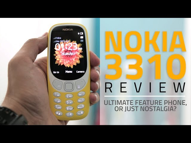 Nokia 3310 (2017) Review | NDTV Gadgets360 com