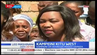 Mkewe aliyekua mbunge wa Kitui Magharibi Francis Nyenze azungumzia kampeni