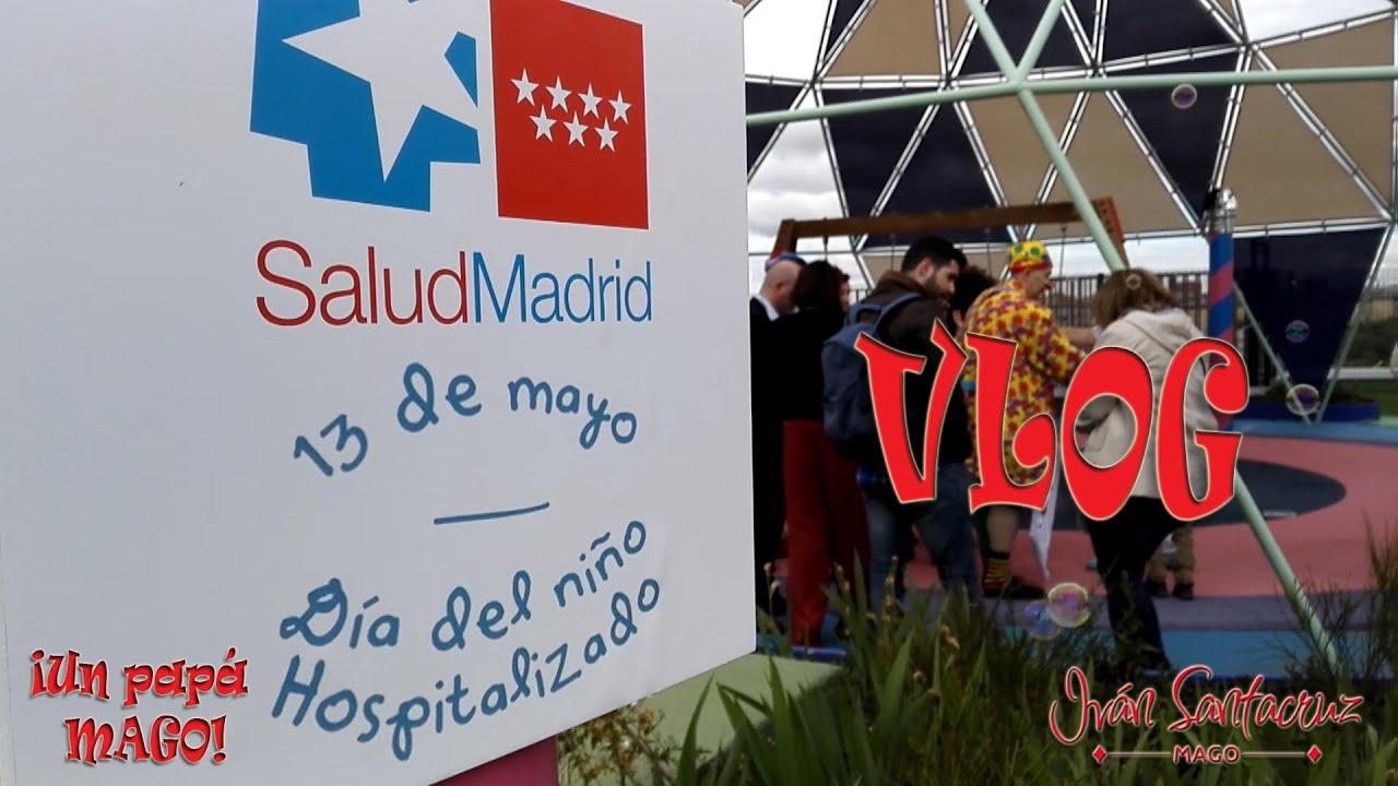 DÍA DEL NIÑO HOSPITALIZADO. 13 MAYO #VLOG #SOLIDARIO #telanzounbeso