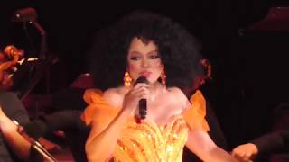 Diana Ross Can't Hurry Love 2018