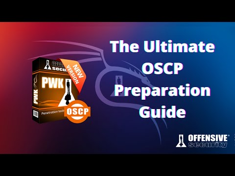 The Ultimate OSCP Preparation Guide 2021 - YouTube