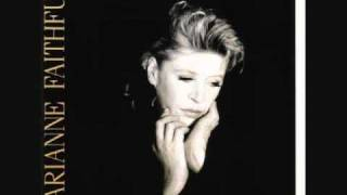AS TEARS GO BY by Marianne Faithfull (1987 re-recording)
