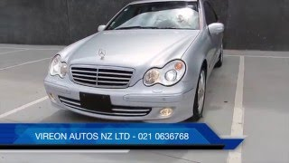 2006 Mercedes-Benz C 230 Avantgarde