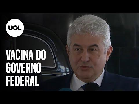 Após ButanVac em SP, Marcos Pontes anuncia três vacinas do governo federal