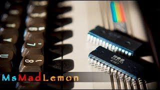 Part 1: SID2SID & Stereo SID - Commodore 64 Mod