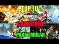 Top 10: Juegos De Gamecube Para Dolphin Android O Pc
