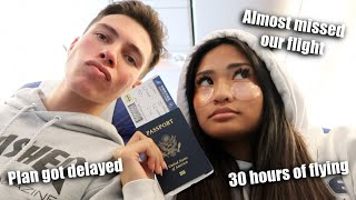 TRAVELING 30 LONG HOURS WITH ME TO BALI!!!