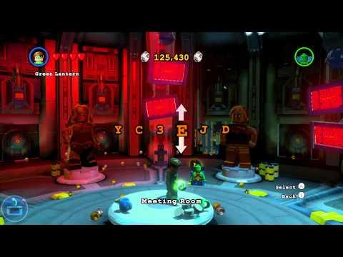 LEGO Batman 3 Beyond Gotham Walkthrough - Bat-Fight Captions Cheat