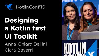 Compose Yourself: Designing a Kotlin First UI Toolkit