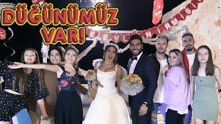 @Ezgizem LE YENİDEN EVLENDİK!!!