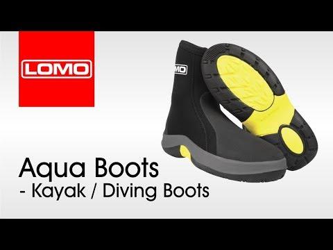 Lomo Aqua Boots – Kayak / Diving Boots