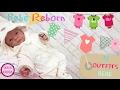 12 Outfits Para Bebé Reborn - Le Probamos Ropita De Bebé A Lindea