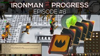 OSRS | HCIM - I AM SO LUCK! (Winning at Wintertodt - CALLED IT)