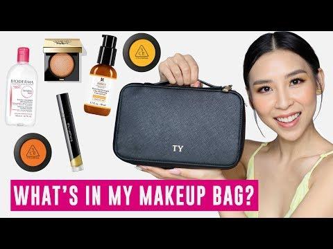 What's in My Makeup Bag? Tina Yong