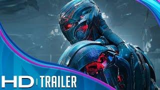 Avengers Age Of Ultron  Tráiler Final  Subtitulado Español  HD 60FPS