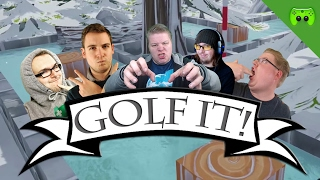 SORBÄÄÄÄÄÄTLAND 🎮 Golf it! #2
