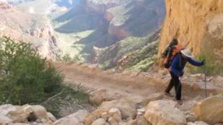 Grand Canyon Hiking: The Bright Angel Trail