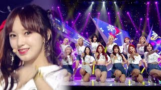 《Special Stage》 WJSN(Cosmic Girls) (우주소녀) - HAPPY @인기가요 Inkigayo 20170723