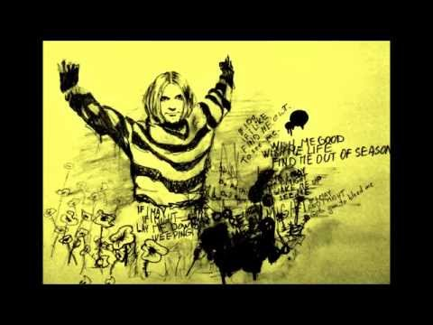 """Nirvana Kurt Cobain unknown song #6 (""""Come on death"""")"""