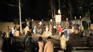 Hokkaido Tourism Video (Traditional Ainu Dancing [Akan])