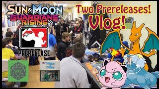 Guardians Rising! Double Prerelease Vlog! by Master Jigglypuff and Friends