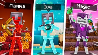 7 NEW Skeletons that Minecraft Should Add!