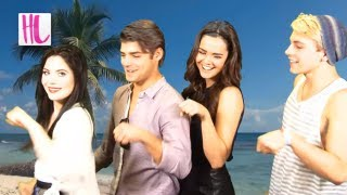 Teen Beach Movie: The Stars Reveal Their Biggest Disney Crushes