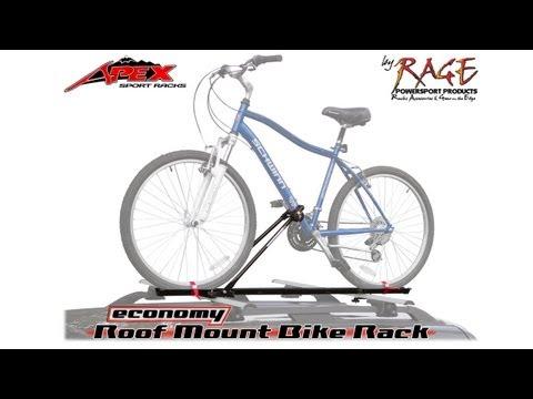 Economy Roof Mount Bike Rack