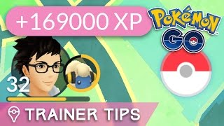 QUADRUPLE XP! HOW TO GAIN MOST XP DURING DOUBLE XP EASTER EVENT (Pokémon GO Eggstravaganza)