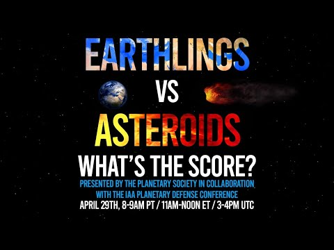Earthlings vs Asteroids: What's the Score?