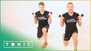 BOX CIRCUITS: 10 MINUTE WORKOUT by Tonic