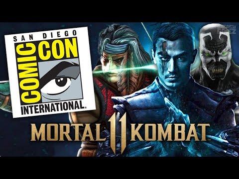 Mortal Kombat 11 - Kombat Pack Trailer Coming Soon, Sub-Zero Casted & MORE!!
