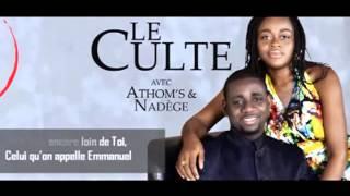 Athom's  Nadege Mbuma   Mon Jesus, Mon Tout Lyrics