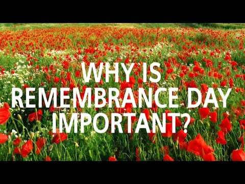 Remembrance Day 2019 from CALGARY