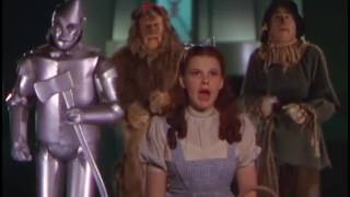 The Wizard of Oz Pay no attention to that man behind the curtain