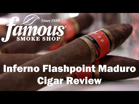 Inferno Flashpoint Maduro video