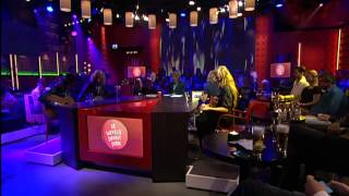 Tangarine + Mattanja Joy Bradley + Shaking Godspeed – You Ain't Goin' Nowhere (DWDD)