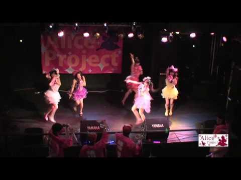 日本初!Liveでダイブする重傷アイドルぴゅあふる Diveは2分~Slipknot