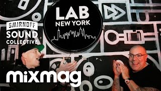 Hector Romero, Benny Soto, Mike Nervous, Luka Tacon - Live @ Nervous Records Showcase x Mixmag Lab NYC 2017