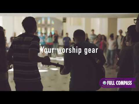 Your Worship Gear Is Here!
