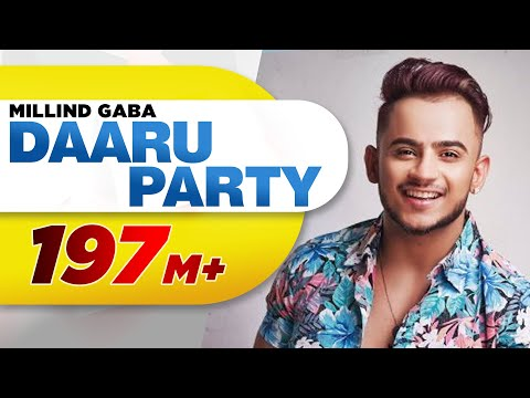 Daaru Party (Full Song) | Millind Gaba | Latest Punjabi Songs 2015 | Speed Records Mp3