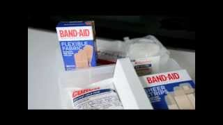 First Aid Kit And Tips From Childrens