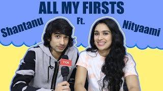 All My Firsts ft. Shantanu Maheshwari & Nityaami Shirke |Nach Baliye 9| |Exclusive|