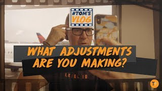 A Few Little Adjustments Will Make a Huge Difference to Your Mindset & Success | TOMSVLOG #6 PART 1