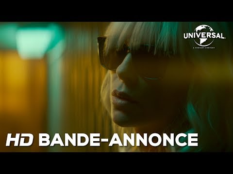 Atomic Blonde Universal Pictures International France / 87Eleven / Closed on Mondays Entertainment / Denver and Delilah Productions / Focus Features / Sierra / Affinity / T.G.I.M Films
