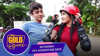 SETHDREA ATV ADVENTURE DATE | The Gold Squad