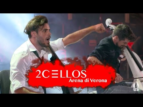 2CELLOS - Voodoo People [Live at Arena di Verona]