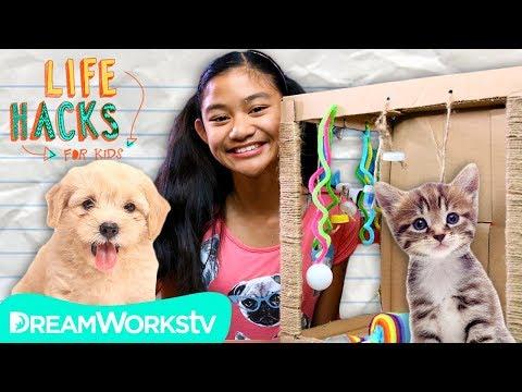Pet Hacks | LIFE HACKS FOR KIDS